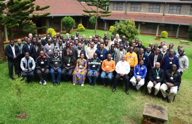 To All Jesuits and Collaborators in the Jesuit Conference of Africa and Madagascar (JCAM)