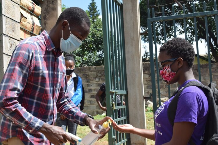 Jesuit Social ministries in Africa launch relief response to feed vulnerable families