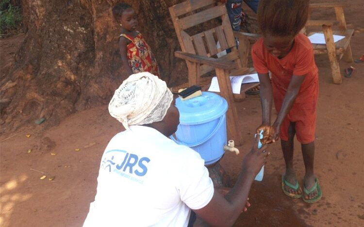 How Jesuit Refugee Service is Keeping Refugees in Africa Safe amid COVID-19 Challenges