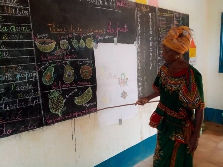 JRS – Central Africa Republic: Contributing to the Education of Children from Early Childhood