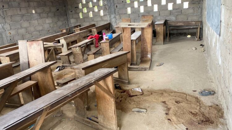 African Jesuits condemn the killing of school children in Cameroon