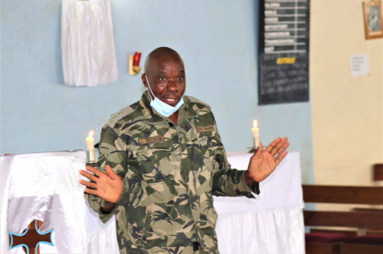 Training catechists in Kenyan prisons on HIV and AIDS prevention among the youth